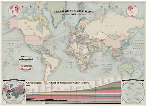 中国海底光缆分布�_中国及亚洲地区海底光缆分布图--靠谱企业电子邮件服务商