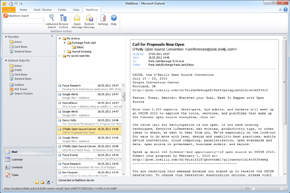 MailStore add-in for Microsoft Outlook